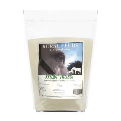 Rural Feeds Milk Thistle 1kg