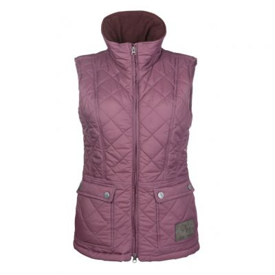 HKM Ladies Quilted Gilet