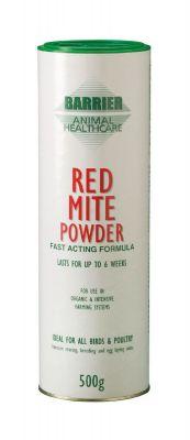 Barrier Red Mite Powder - 500 Gm