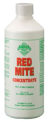 Barrier Red Mite Concentrate - 500 Ml