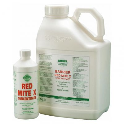 Barrier Red Mite X Concentrate - 500 Ml