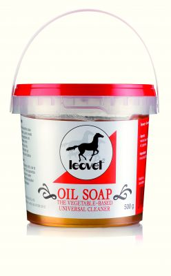 Leovet Leather Oil Soap 500g