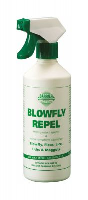 Barrier Blowfly Repel for Sheep - 500 Ml