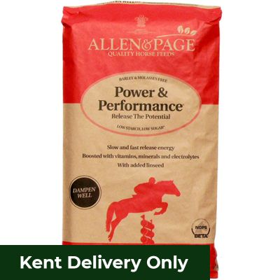 Allen & Page Power & Performance