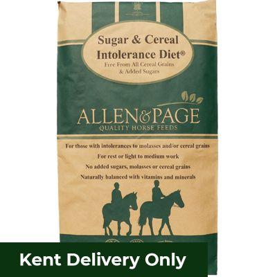 Allen & Page Sugar/Cereal Intolerance