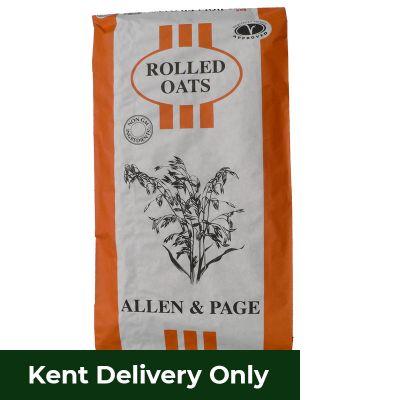 Allen & Page Rolled Oats
