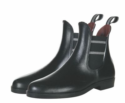 HKM Lurex Style Jodhpur Boots with Elasticated Vent