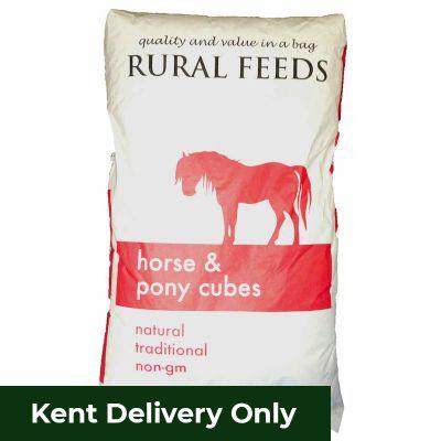 Horse & Pony Cubes Rural Feeds