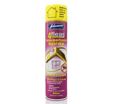 Johnsons 4fleas Household Spray IGR 600ml
