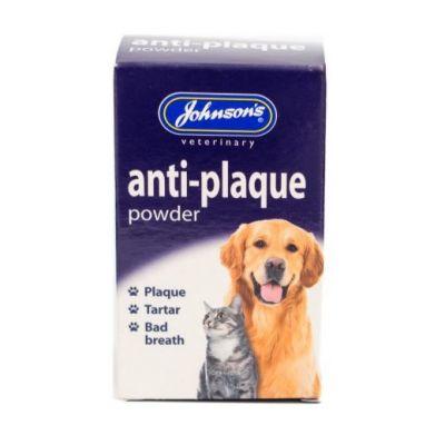 Johnsons Anti-Plaque Powder 70g