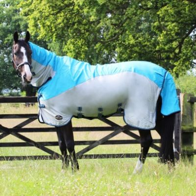 Gallop 2 in 1 Fly Rug Turnout Combo