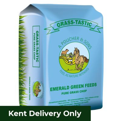 Grass-tastic Chop Emerald Green