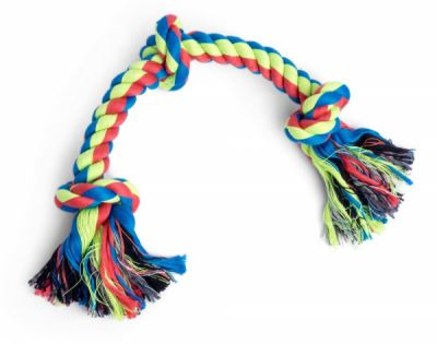 Petface Toyz Triple Knot Rope Small