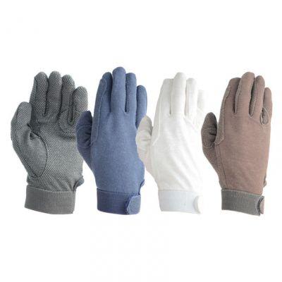 Hy5 Cotton Pimple Palm Gloves