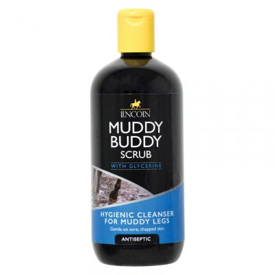 Lincoln Muddy Buddy Scrub Size: 500ml