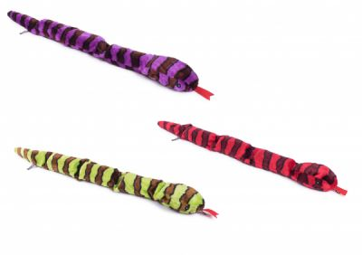 Petface Plush Snake 115Cm X3