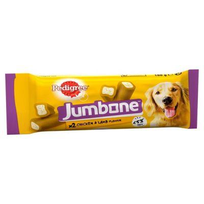 Pedigree Jumbone Chicken & Lamb 2pk