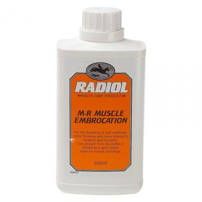 Radiol M-R Muscle Embrocation Size: 500ml