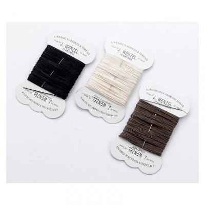 Lincoln Plaiting Thread Colour: White