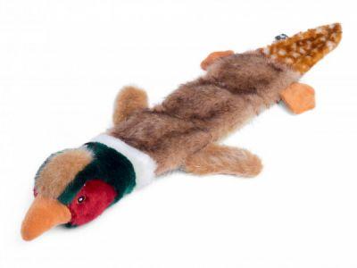 Petface Luxury Multi Squeak Pheasant
