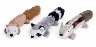 Petface Furry Sticks Chip/Rac/Squirrel Large
