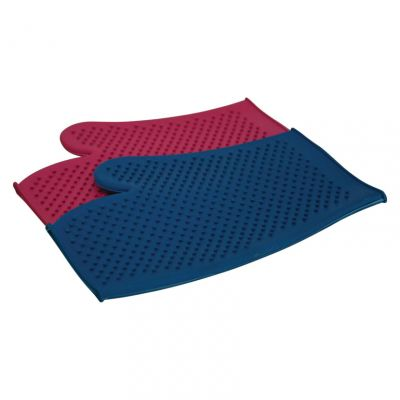 Lincoln Rubber Grooming Mitt