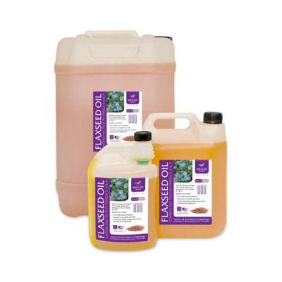 KM Elite Flaxseed (Linseed) Oil 5ltr Size: 5ltr
