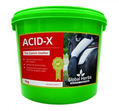 Global Herbs Acid X Size: 1kg