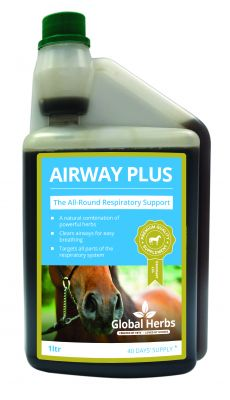 Global Herbs Airway Plus Liquid Size: 1ltr