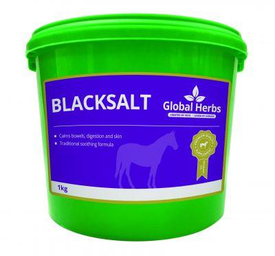 Global Herbs Black Salt Size: 2kg