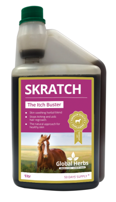 Global Herbs Skratch Syrup Size: 1ltr