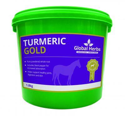 Global Herbs Turmeric Gold Size: 1.8kg