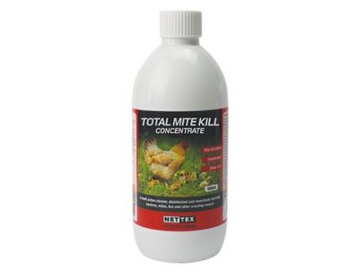 Nettex Total Mite Liquid Concentrate