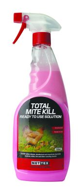 Nettex Total Mite Liquid - Ready to use
