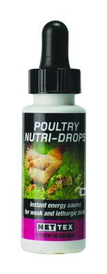 Nettex Poultry Power Drops (was Nutri-Drops)
