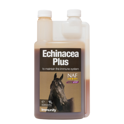 NAF Echinacea Liquid 1ltr Size: 1ltr