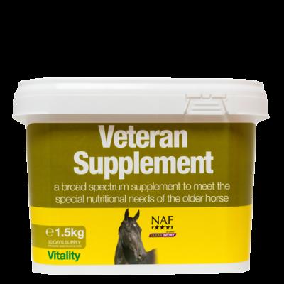 NAF Veteran Supplement Size: 1.5kg