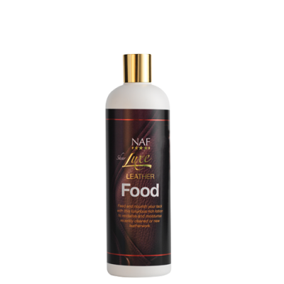 NAF Sheerluxe Leather Food 500ml