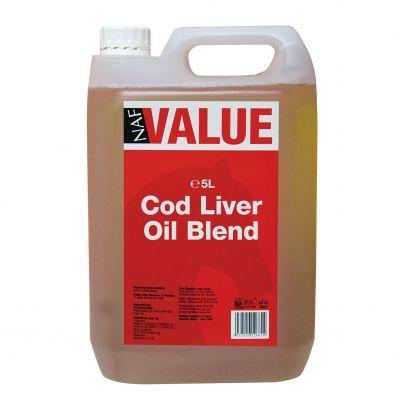 NAF Value Cod Liver Oil Blend Size: 5ltr