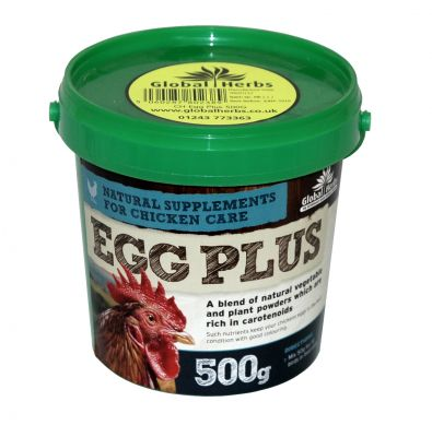 Global Herbs Poultry Egg Plus