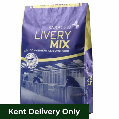 Saracen Livery Mix