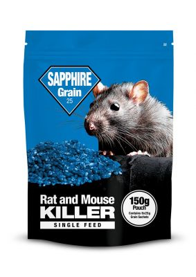 Sapphire Grain Rat Bait