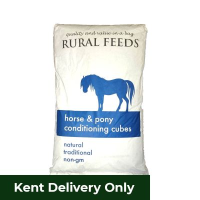Horse & Pony Conditioning Cubes Rural Feeds