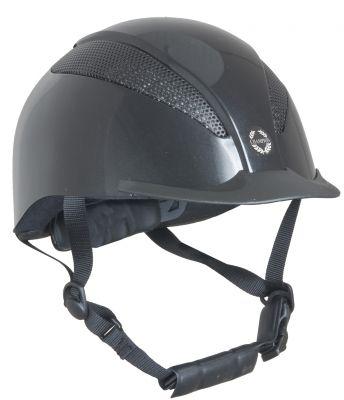 Champion Junior Air-Tech Metallic Adjustable Riding Hat