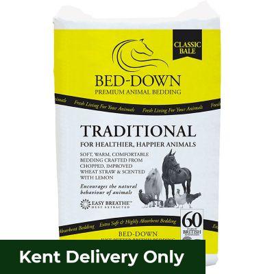 Beddown Traditional (wheat straw)