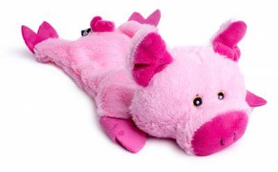 Petface Petface Buddies Crinkle Flat Pig