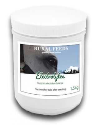 Rural Feeds Electrolytes 1.5kg