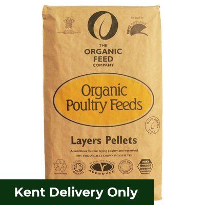 Organic Layers Pellets Smallholder Range