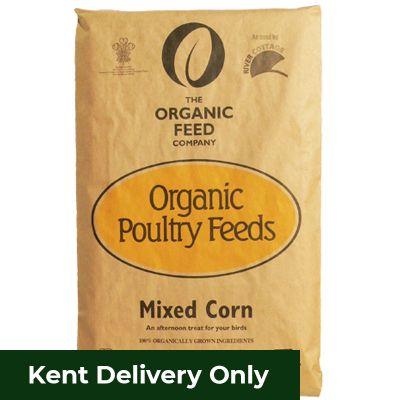 Organic Mixed Corn Smallholder Range