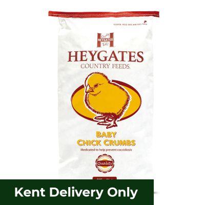 Heygates Chick Crumb 20kg